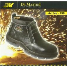 Dr.Martini DM 198 Ankle Cut Zip