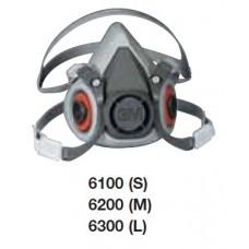 3M™ 6200 Half Facepiece Respirators