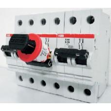 Safe D-Lock Miniature Circuit Breaker Lockout