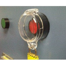 Safe D-Lock Push Button Switches Lockout