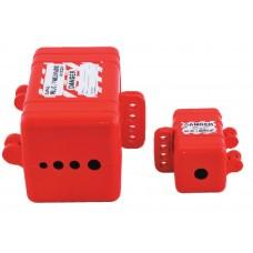 Safe D-Lock Plug / Pneumatic Lockout