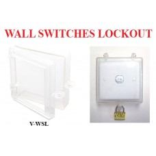Safe D-Lock Wall Switches Lockout