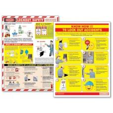 Safe D-Lock LockOut Poster