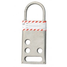 Safe D-Lock Stainless Steel Hasp
